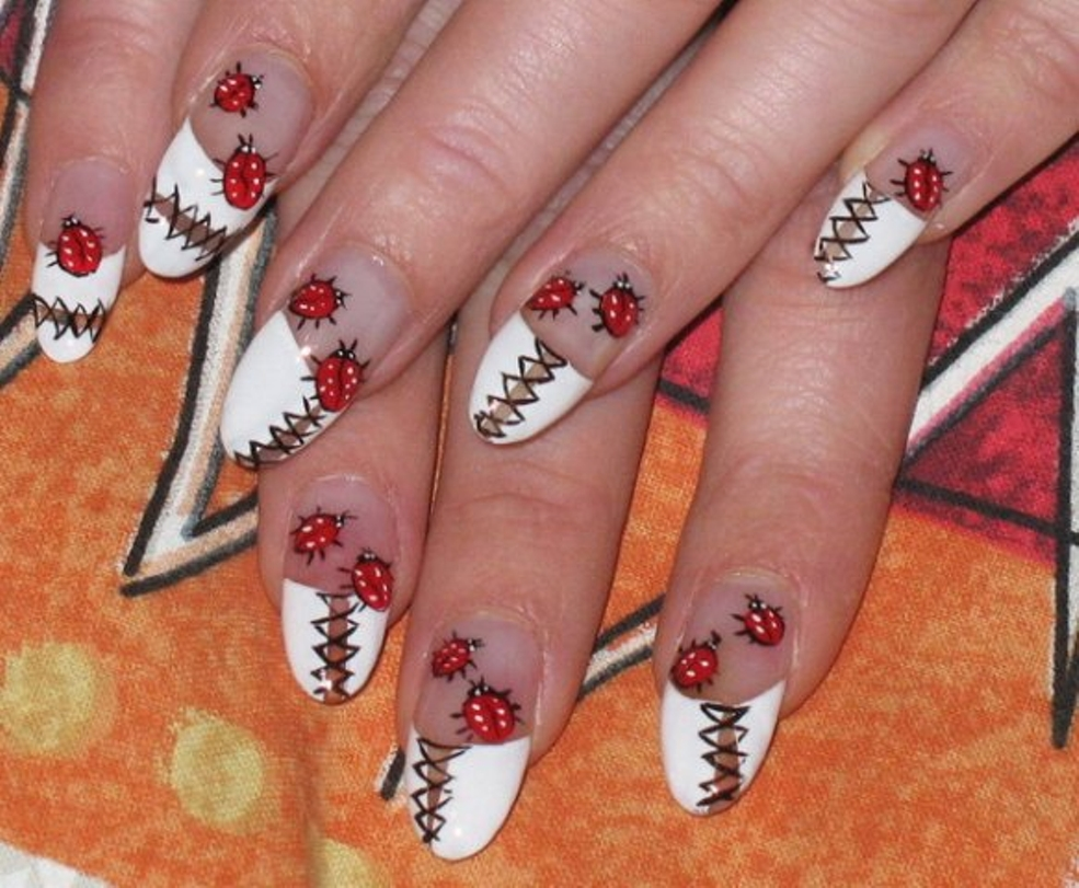 Что такое фото дизайн на ногтях видео